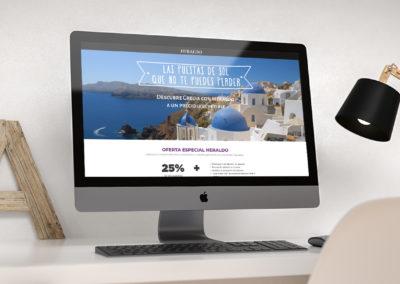 Campaña Viaje a Grecia