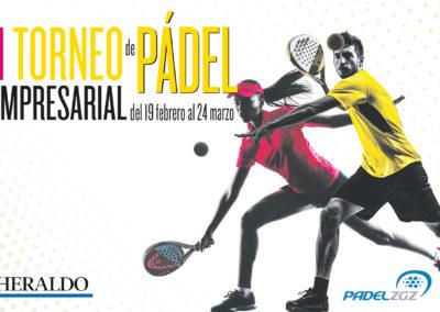 Torneo Pádel Heraldo